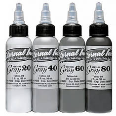 Neutral Gray Ink Set 4