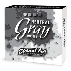 Neutral Gray Ink Set 4 Colors