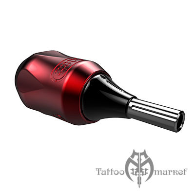 Click Ergo Adjustable Cartridge Grip 32mm - Ruby