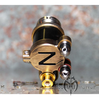 "The New ""Z"" Rotary - Brass Edition"