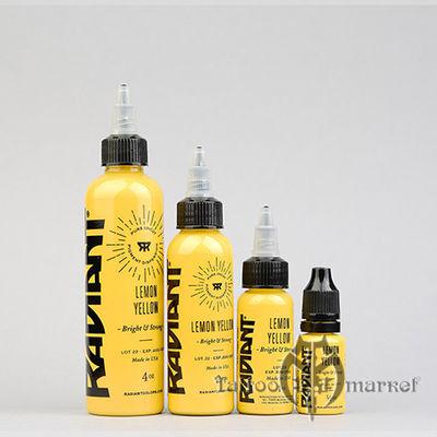 Краска Radiant Colors Lemon Yellow