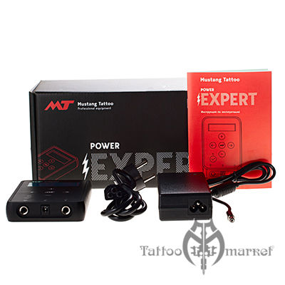 MT PowerBox Expert Black