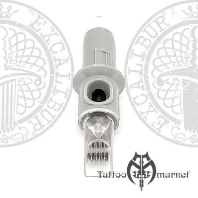 27 Textured Magnum Curved 0,35мм