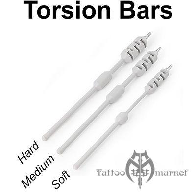 Torsion Bar 3-Pack (Hard, Medium, Soft)