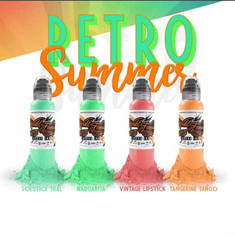 Damian Gorski Retro Summer Set 4шт