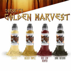 Damian Gorski Golden Harvest Set 4шт
