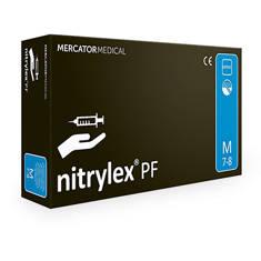 Черные нитриловые Nitrylex PF