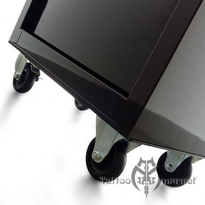 Мебель для тату салона Мобильная рабочая станция Kwadron