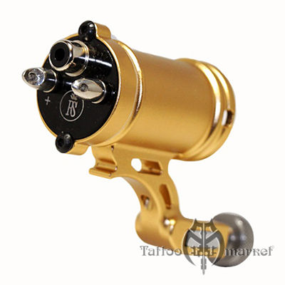 Rotary tattoo machine - KEG Variable (Gold)