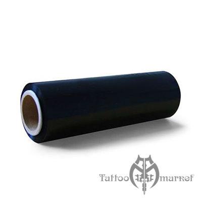 Черная стрейч пленка - 260метров