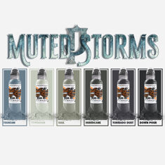 Poch Muted Storm 6шт