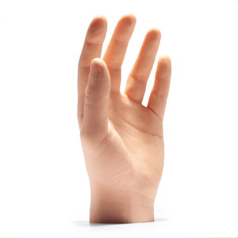 Искусственная кожа/манекен Силиконовая кисть