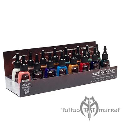 KURO SUMI COLORS 16 COLOR SET PRIMARY KIT 2