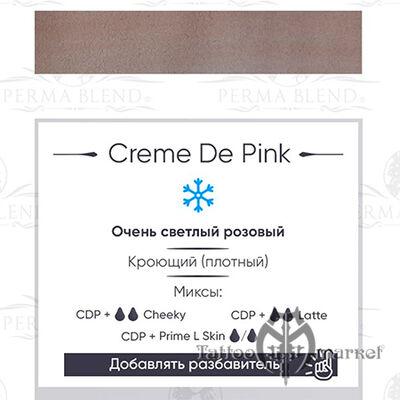 Creme De Pink