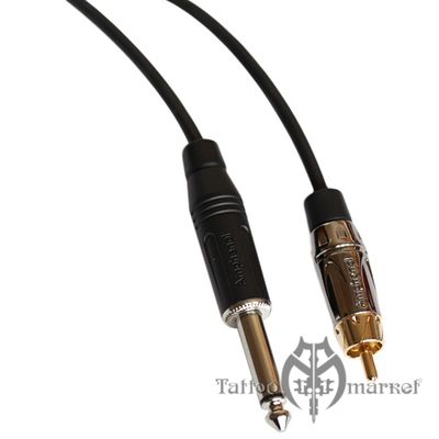 Handmade High Quality RCA Cord