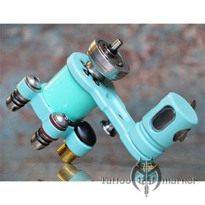 Z Rotary Aluminum Tiffany Blue