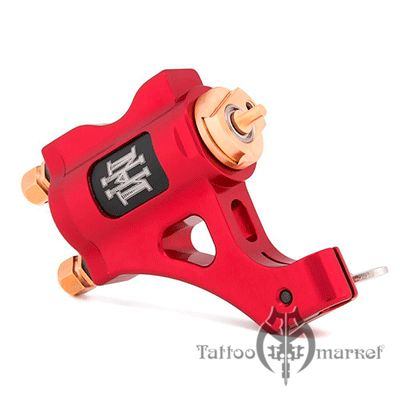 CLASSIC DIRECT DRIVE ROTARY ADJUSTABLE STROKE RED CCORD