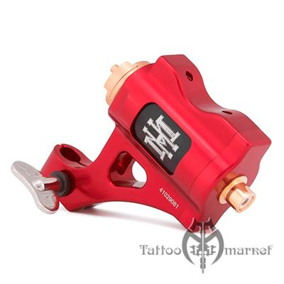 CLASSIC DIRECT DRIVE ROTARY ADJUSTABLE STROKE RED RCA