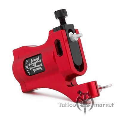 LA PINTA ROTARY ADJUSTABLE COLORPACKER RED RCA