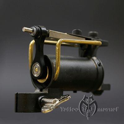 FRANKESTEIN ROTARY COLORPACKER SHADER BLACK CCORD