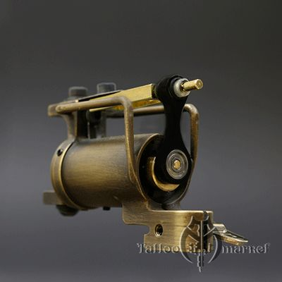 FRANKESTEIN ROTARY COLORPACKER SHADER BRASS CCORD
