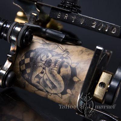 Seawolf Rotary Machine by Artem Britva