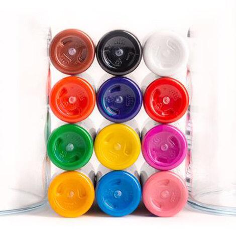 12 Colors Spectrum Set
