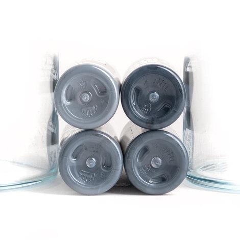 Краска Solid Ink Opaque Grey Set