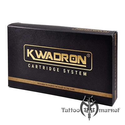 KWADRON Textured Round Liner 35/9RLLT-T