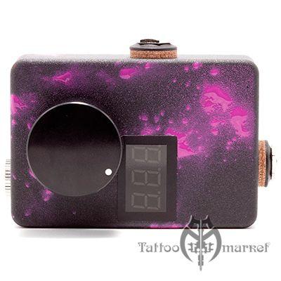 Detonator V 3.0 Purple-Black