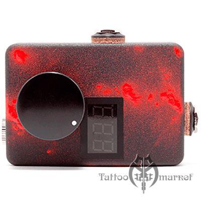 Detonator V 3.0 Red-Black