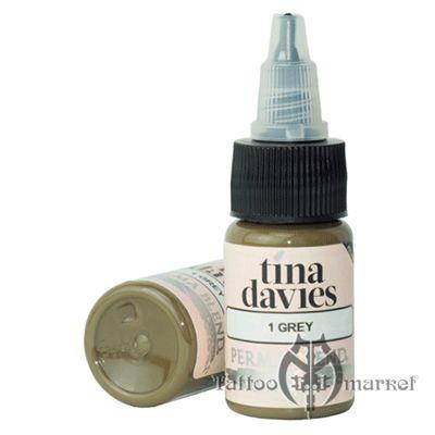 Tina Davies 'I Love INK' 1 Grey