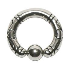 Кольцо фигурное №11, диаметр 11мм, толщина 3мм