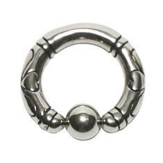Кольцо фигурное №11, диаметр 13мм, толщина 3мм
