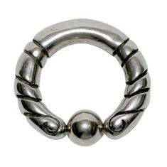 Кольцо фигурное №12, диаметр 12мм, толщина 3мм