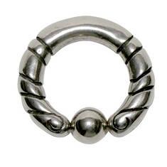 Кольцо фигурное №12, диаметр 13мм, толщина 5мм