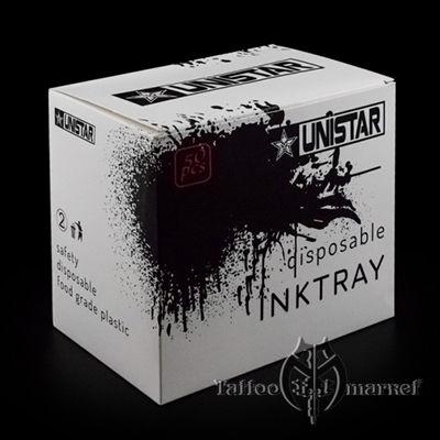Колпачки под краску Working Tray - рабочий лоток 50шт