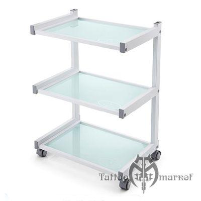 Мебель для тату салона Стол с 3 полками