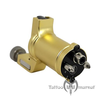 Тату машина Right Stuff Rotary KEG - Slide Rotary Gold
