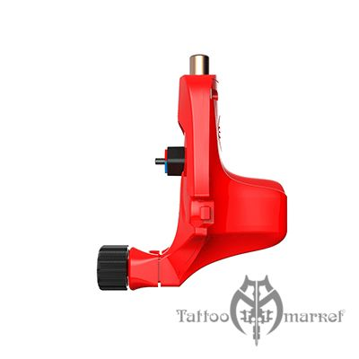Тату машинка Ego Rotary V2 PLUS - Red