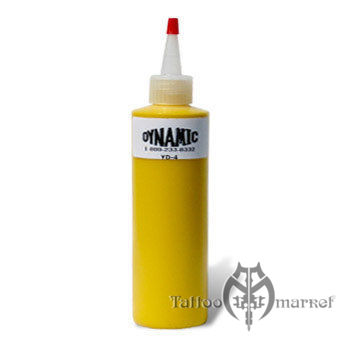 Краска Dynamic Colors Canary Yellow - Канареечный Желтый