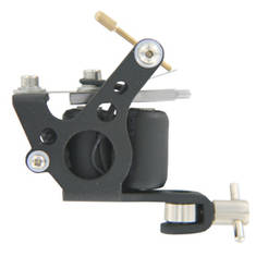 TATWAX Tattoo Machine Black Zero