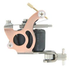TATWAX Tattoo Machine Brass Zero