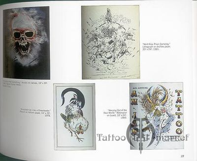 Spider Webb's Classic Tattoo Flash Vol. 1-2 - 2 книги