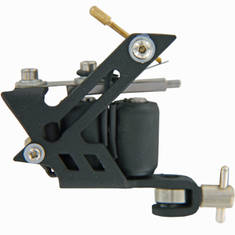 TATWAX Tattoo Machine Black Compasses