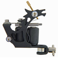 TATWAX Tattoo Machine Black Dragon