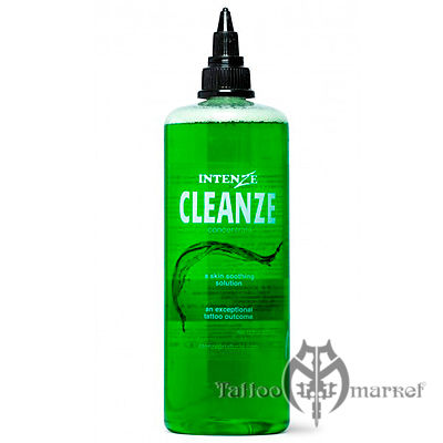 Tattoo CLEANZE - мыло-антисептик - 360мл