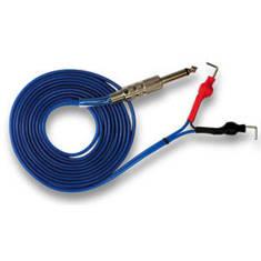 Pro-Design Clip Cord - клип-корд синий, силикон