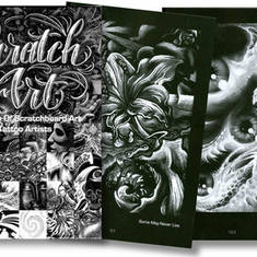 Scratch Art by Guy Aitchison