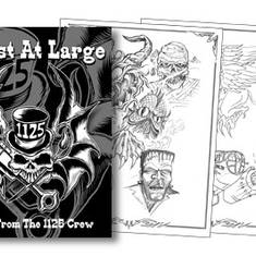 Artist at Large - Tales from the 1125 Crew